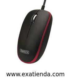 """Ya disponible Rat?n Sweex USB red   (por sólo 14.95 € IVA incluído):   -""""Plug and play"""": SI -Tamaño de cable: 1.8 m -Dimensiones (Ancho x Alto x Largo): 50 x 98 x 29 mm -Peso:  42 g -Color de producto: Negro / rojo -Interfaz: USB -Tecnología de conectividad: Cable -Cantidad de botones: 3 -Tecnología de detección de movimientos: Optical -Resolución de movimiento: 1200 DPI -Rueda de desplazamiento: SI  -P/N: MI503           Garantía de 24 meses.  http://www.exabyteinf"""