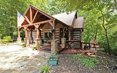 North Georgia Log Cabins for sale | North Georgia Mountain Realty, LLC - Real Estate for sale in Blue Ridge, GA
