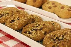 Cookie Integral com Chocolate | Receitas | Dia Dia