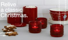 My favorite design for christmas #taika #kastehelmi #purnukka   Iittala.com