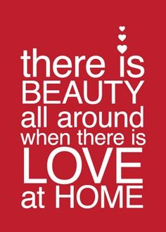 """""""There is beauty all around, when there's love at home."""". #hawaiirehab www.hawaiiislandrecovery.com"""