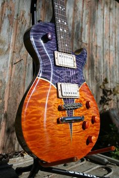 Jason Schroeder built Guitar