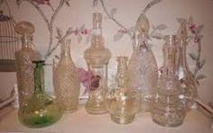 Risultati immagini per antiche bottiglie liquore da collezione