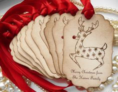 Hey, I found this really awesome Etsy listing at https://www.etsy.com/listing/114410854/reindeer-christmas-tags-personalised-set