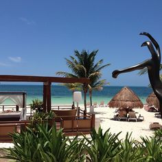 Excellence Playa Mujeres #nofilter #cancun Luxury beach vacation!