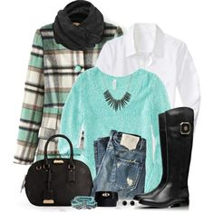 A fashion look from December 2014 featuring Aéropostale sweaters, KING jeans and Burberry handbags. Browse and shop related looks.