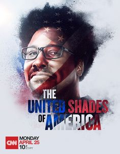 """UNITED SHADES OF AMERICA"" Keyart on Behance"