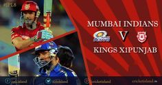 KX1P vs MI IPL8 match preview IPL 2015
