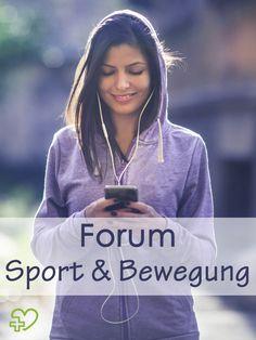 Forum Sport & Bewegung: Bleib mit anderen Fitness-Interessierten in Kontakt. (Bildquelle: istock)