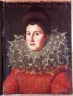Maria Carnesecchi nei Rucellai (datazione ritratto XVII secolo