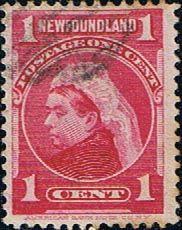 Newfoundland 1897 SG 84 Queen Victoria Fine Used Scott 80a Other Newfoundland…