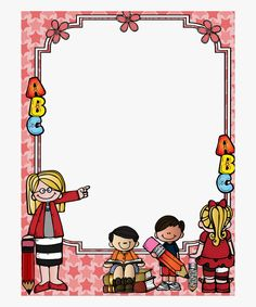 Png Frame School School Decorations, School Themes, - Border Design For School Png , Transparent Cartoons - xoxo clipart Frame Border Design, Boarder Designs, Page Borders Design, School Board Decoration, School Decorations, School Themes, School Frame, School School, Free School Supplies