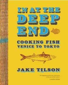 Jake Tilson used to be scared of fish (a feeling many of us share). Ice-laden market stalls were avoided and seafood recipes were left safely on the shelf. Yet, rather than resort to the analyst's chair, Jake decided to overcome his culinary phobia by cooking his way out of the problem.    In this fascinating book, the award-winning artist, designer, writer and cook travels the world on a quest to buy, prepare and cook fish and seafood. In at the Deep End is an engaging personal story of discovery of fish cookery.    Travelling from Venice to Tokyo, New York to Sweden and Aberdeen to Sydney, Jake chronicles his journey to in absorbing detail. £20 UK