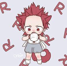 Eijiro Kirishima / Red Riot (My Hero Academia) My Hero Academia Shouto, My Hero Academia Episodes, Hero Academia Characters, Anime Characters, Cute Anime Chibi, Anime Kawaii, Cute Anime Guys, Anime Bebe, Animes Yandere