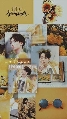 Ikon Wallpaper, Tumblr Wallpaper, Bobby, Ikon Songs, Ikon Member, Kim Jinhwan, Fandom, Hello Summer, Aesthetic Wallpapers