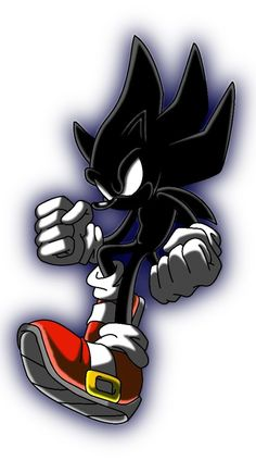 Dark Sonic.