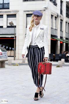 Sarah Ann Murray / Paris Fashion Week