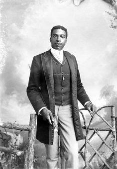 Black Power, Vintage Black Glamour, Vintage Men, Vintage Glam, Vintage Style, American Photo, Look Man, African Diaspora, History Facts