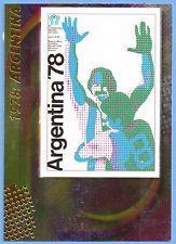 Panini FIFA World Cup 2002 Korea Japan Karte Nr.14 1978 Argentina