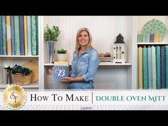 Follow along with Jen in this tutorial to learn how to make a simple Fate Quarter Tote! Check below for links to all of the products mentioned in this video!...