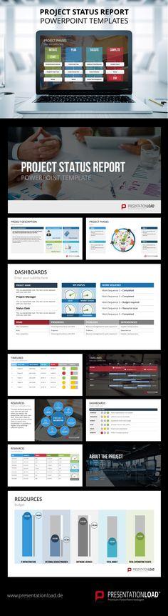 Die 97 Besten Bilder Von Project Management PowerPoint Templates