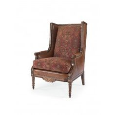 Century Alfred Wing Chair 3144
