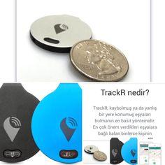 Trackr Bravo Mavi renkli in İstanbul - letgo