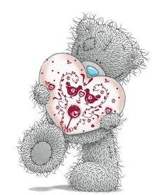 клипарт мишка тедди с сердечком: 17 тыс изображений найдено в Яндекс.Картинках