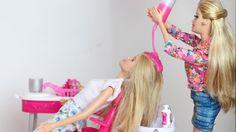 Barbie Camila Novelinha ep10 - STORY Faz Transformação no Salão de Belez...