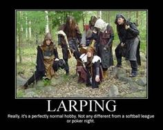 larp | LARP & Player Generated Content - Angela Webb: In Her Opinion at ...