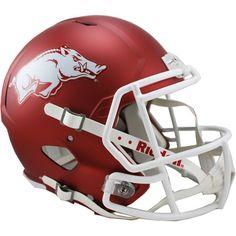 Riddell Arkansas Razorbacks 2016 Replica Speed Full-Size Helmet, Team
