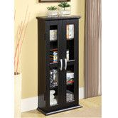 Found it at Wayfair - DVD Multimedia Cabinet