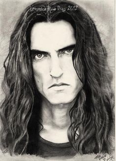 Stars Portraits - Portrait of Peter Steele by Nisith - 6