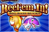 It is a 5 reel slots with 20 pay lines, a fun fish theme and a free spins round that will give players a chance to win 7 different #prizes. You can go #fishing on this uniquely designed slot to see how much exciting cash prizes you are able to catch.  WMS Gaming has released several #top slot titles online in recent times. The #ReelEmIn! slot machine is one of them.