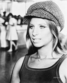 """Barbra Streisand as Miss Judy """"Burnsey"""" Maxwell in What's Up, Doc? Description from allposters.co.uk. I searched for this on bing.com/images"""