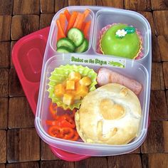 Show them you LOVE them with this lunch @EasyLunchboxes