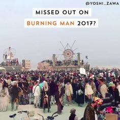 Missed out on Burning Man 2017? Watch this video to check out the craziest and coolest installations from the week-long global art movement.