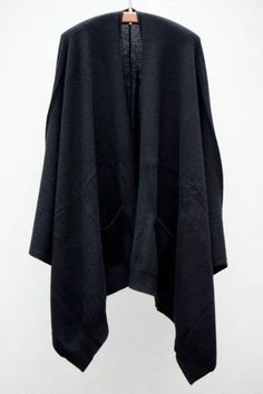 Black Shawl Cardigan by Closed