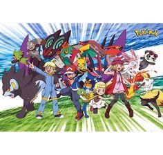 Pokémon Poster