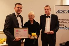 DebtSafe win at the Debt Review Awards 2014. Hyphen hand out Golden Piggies and iPads