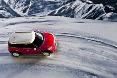 Mini Cooper on Snow ! | Flickr - Photo Sharing!