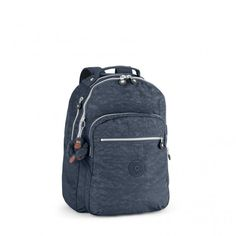 Kipling Basic Backpacks Clas Seoul Großer Rucksack True Blue