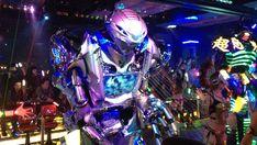 Robot Restaurant, Kabukicho