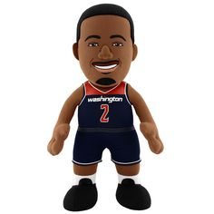 fdd0bdc52027 This NBA Washington Wizards John Wall Plush Figure allows you to bring home  your favorite player from the NBA and showcase your team pride.