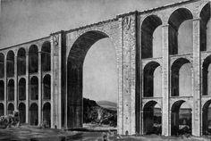 Autobahn design by Friedrich Tamms, 1937