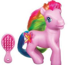 My Little Pony!  Had a ton of these!