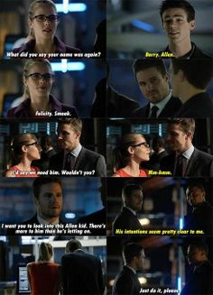 arrow 2x08 new love barry ellen end felicity smoak