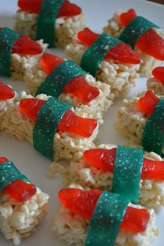 Sweet Sushi for a child's party