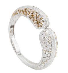Online Jewellery Store, Buy Jewellery Watches Online, Jewelry Shopping India, Gold Diamond Jewelry - Emotions Diamond Bracelet - EMO1554