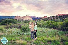 Gloe Family » Lauren Riggs Photography » Colorado Springs Family Photographer